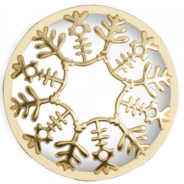 Snowflake Frost Illuma-Lid von Yankee Candle