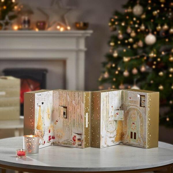 Aufklappbarer Adventskalender Yankee Candle online bestellen