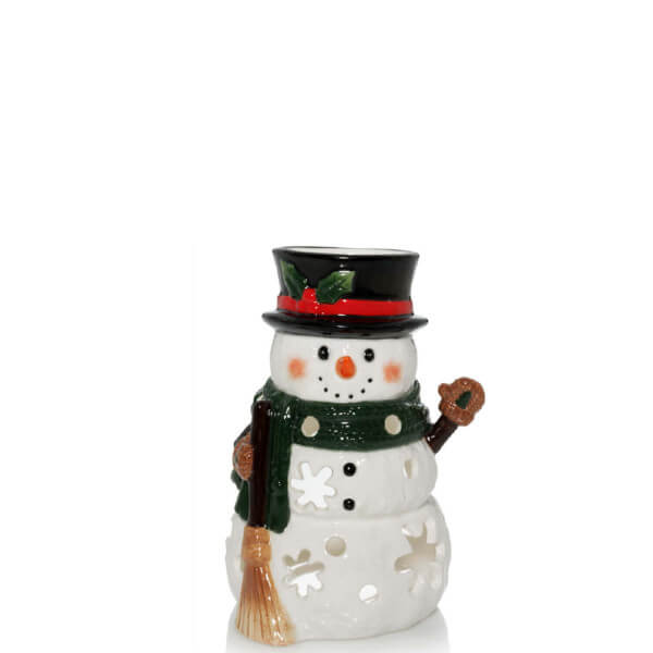 Snowman Teelichthalter von Yankee Candle