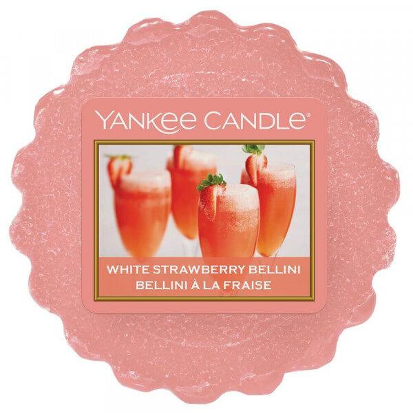 White Strawberry Bellini 22g von Yankee Candle
