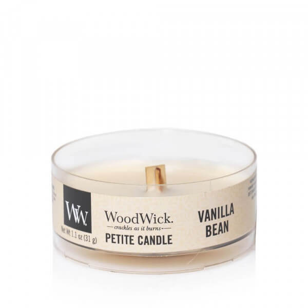 Vanilla Bean Petite Candle 31g von Woodwick