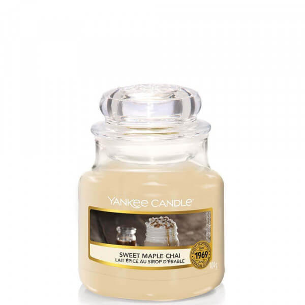 Sweet Maple Chai 104g von Yankee Candle