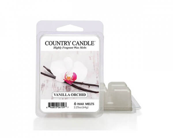 Vanilla Orchid Wax Melts 64g
