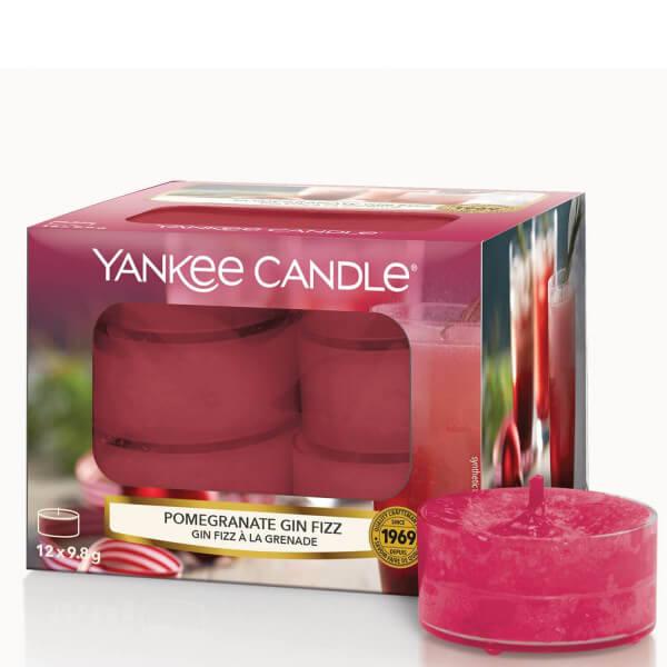 Pomegranate Gin Fizz 12 Stck von Yankee Candle
