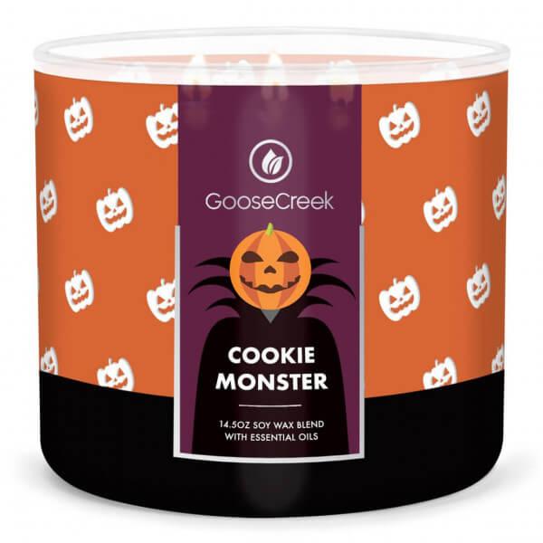 Cookie Monster 411g (3-Docht)