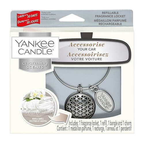 Yankee Candle - Fluffy Towels Geometric 4-teiliges Starter-Set