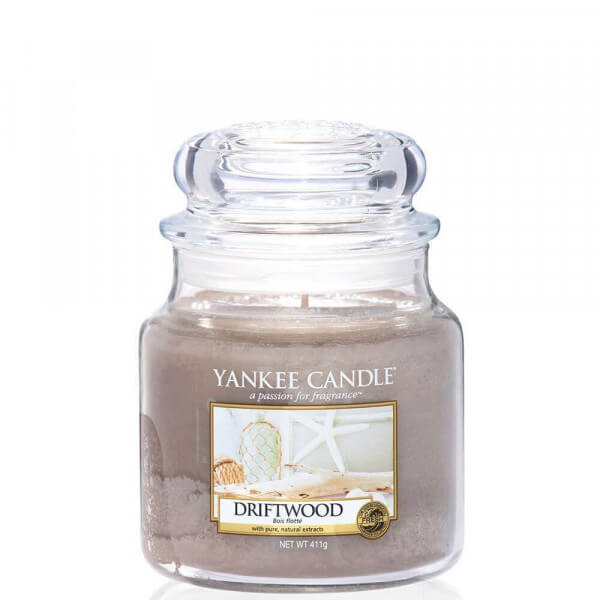 Yankee Candle Driftwood 411g