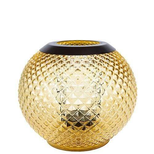 yankee candle monterosso laternen votivkerzenhalter gelb. Black Bedroom Furniture Sets. Home Design Ideas