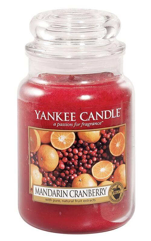 mandarin cranberry 623g von yankee candle online bestellen candle dream. Black Bedroom Furniture Sets. Home Design Ideas