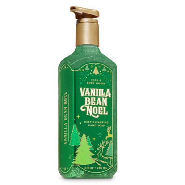 Vanilla Bean Noel 236ml Handpeeling von Bath and Body Works