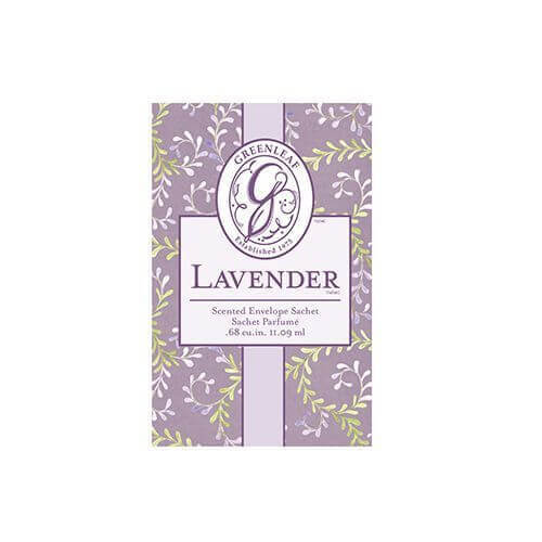 Greenleaf Lavender  Duftsachet Small