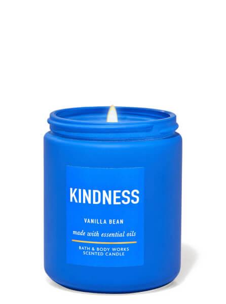 1-Docht Kerze - Kindness - Vanilla Bean - 198g