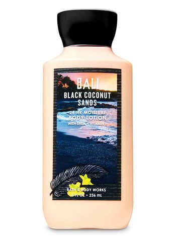 Black Coconut Sands Body Lotion 236ml