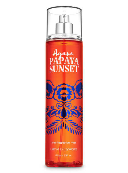 Body Spray - Agave Papaya Sunset - 236ml