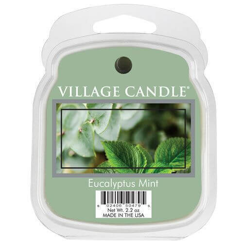 Village Candle Eucalyptus Mint 62g