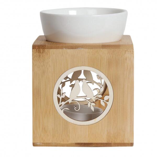 Duftlampe Zen Bamboo Doves