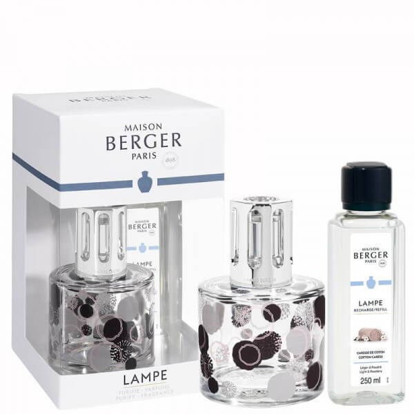 Pure Bio Dekor - Zarte Baumwollblüte