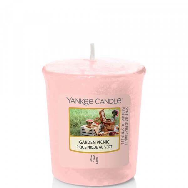 Garden Picnic 49g Votivkerze von Yankee Candle