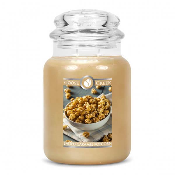 Salted Caramel Popcorn 680g