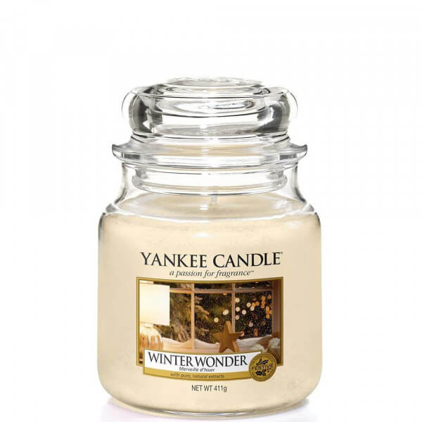 Winter Wonder 411g von Yankee Candle online Bestellen