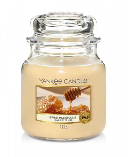 Yankee Candle Sweet Honeycomb 411g