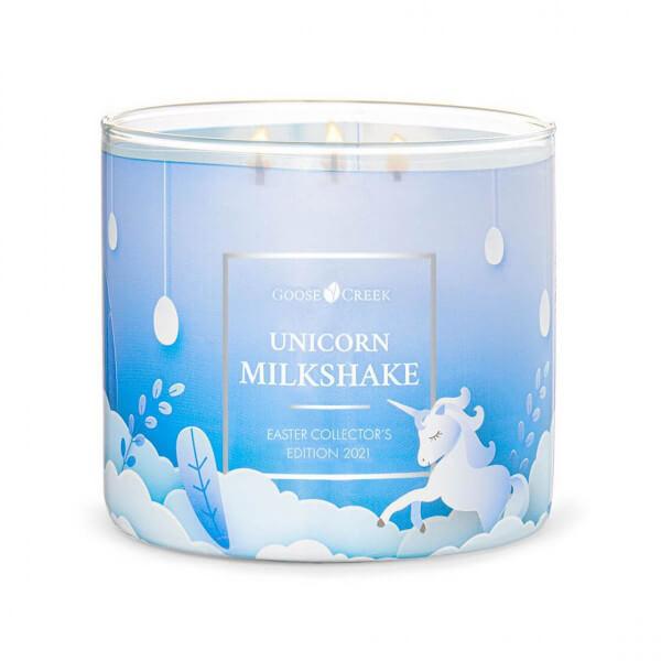 Unicorn Milkshake 411g (3-Docht)