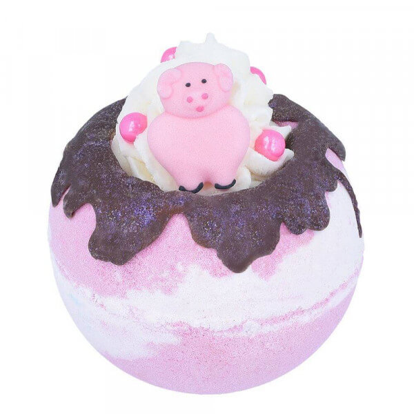 Piggy in the middle Bath Blaster 160g von Bomb Cosmetics