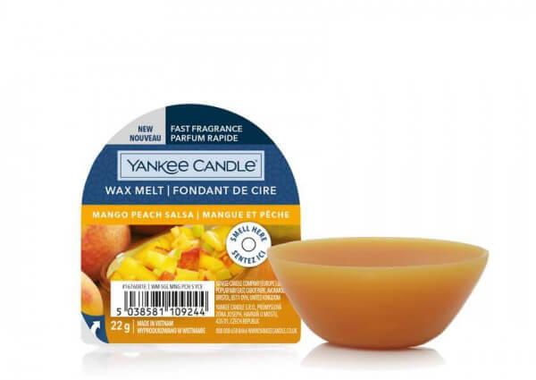 Mango Peach Salsa Wachsmelt 22g