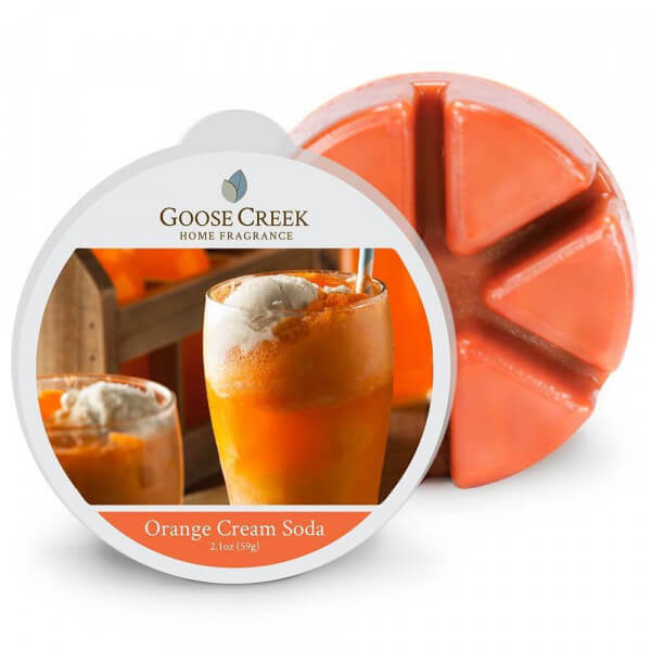 Goose Creek Candle Orange Cream Soda 59g Melt