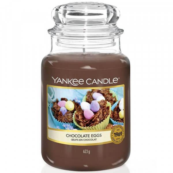 Chocolate Eggs 623g von Yankee Candle