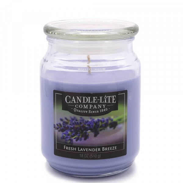 Fresh Lavender Breeze 510g von Candle-Lite
