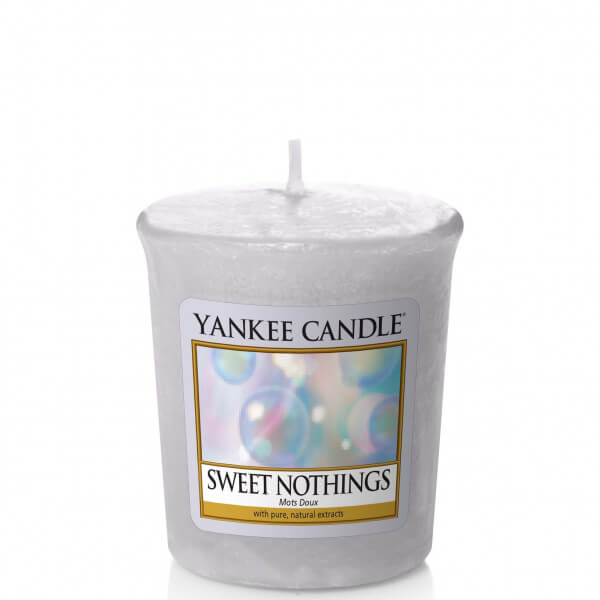 Sweet Nothings 49g - Yankee Candle