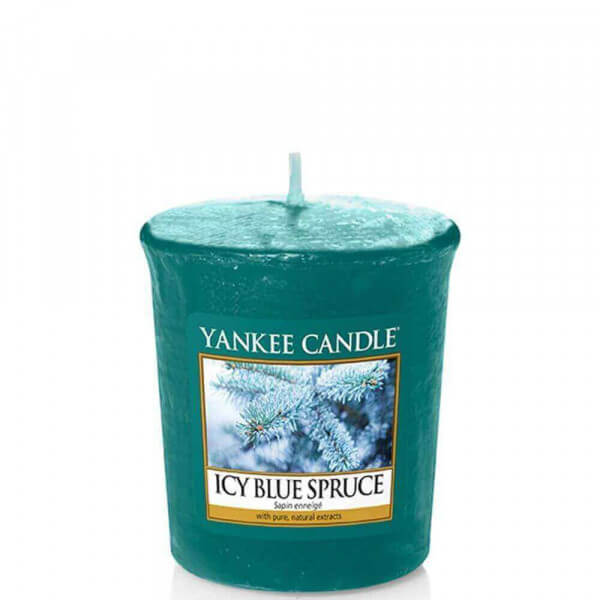 Icy Blue Spruce 49g Votivkerze von Yankee Candle