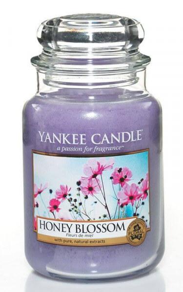 Yankee Candle Honey Blossom 623g
