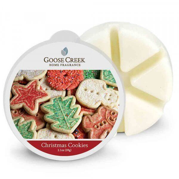 Christmas Cookies 59g von Goose Creek Candle