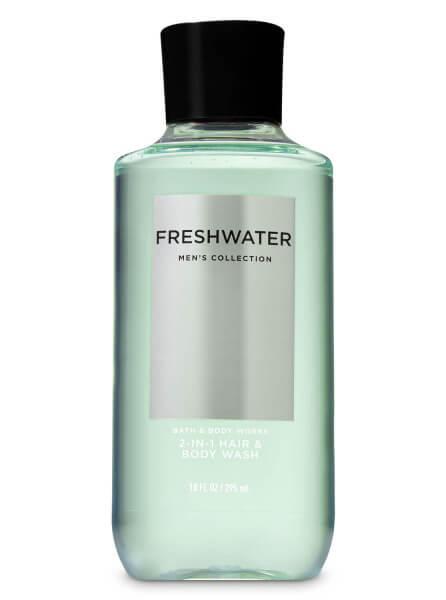 Duschgel - Freshwater - For Men - 295ml