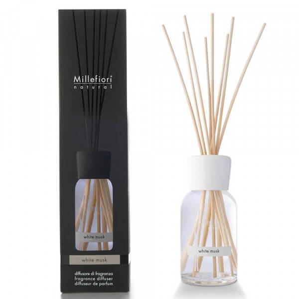 Lemon Grass - Natural Stick Diffuser 250ml - Millefiori