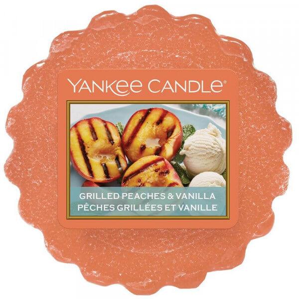 Grilled Peaches & Vanilla 22g von Yankee Candle