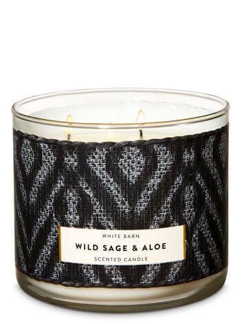 Wild Sage & Aloe 411g