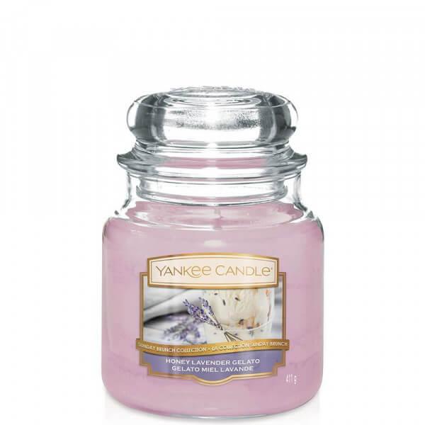 Honey Lavender Gelato 411g von Yankee Candle