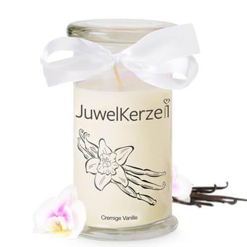 Cremige Vanille (Armband) 380g von Juwel Kerze
