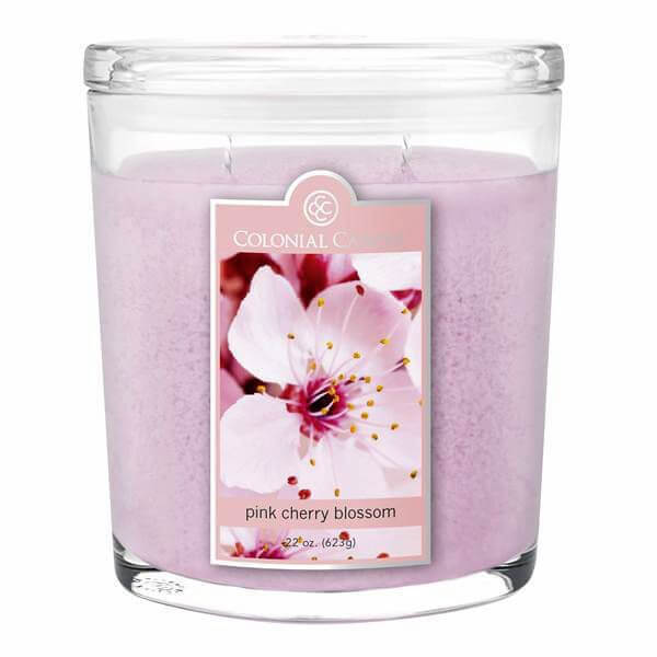 Colonial Candle Pink Cherry Blossom 623g