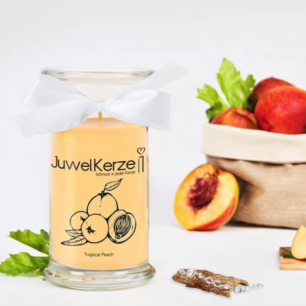 JuwelKerze Tropical Peach (Armband) 380g