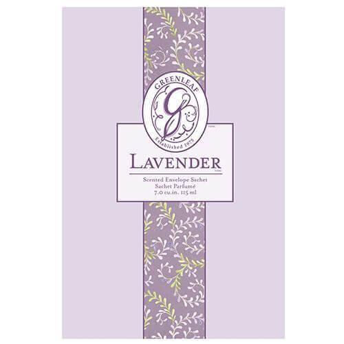 Greenleaf Lavender Duftsachet Large