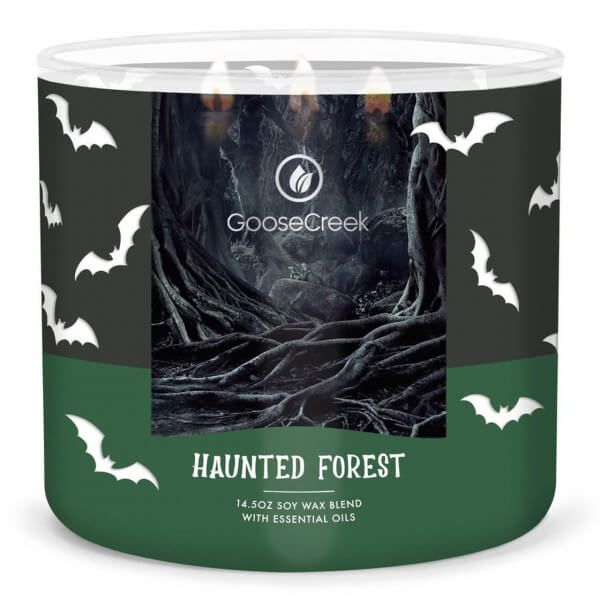 Haunted Forest 411g (3-Docht)