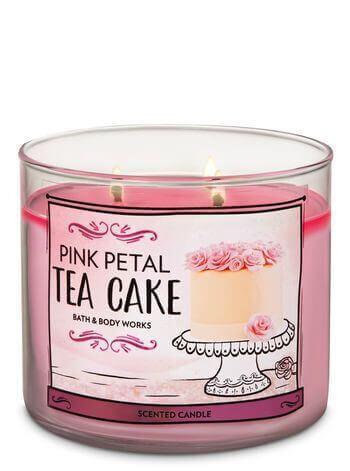 Pink Petal Tea Cake 411g