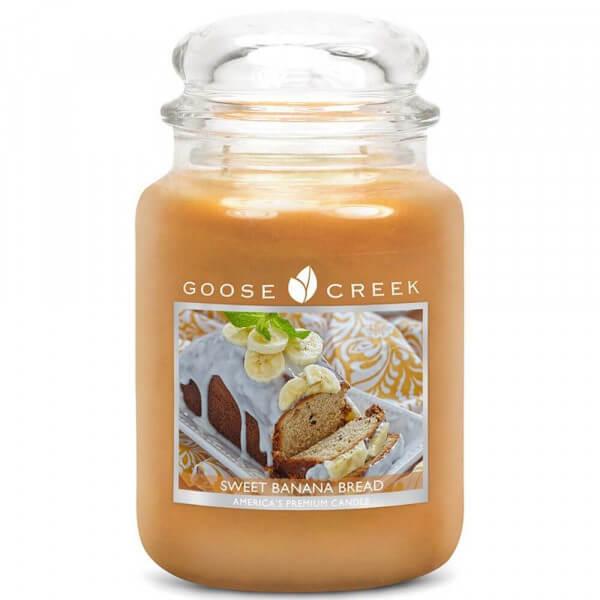 Goose Creek Candle Sweet Banana Bread 680g