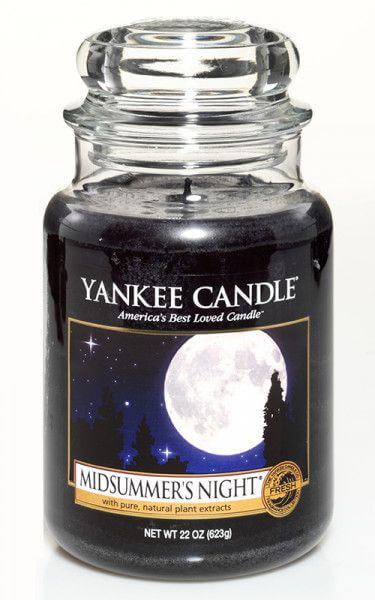 Yankee Candle Midsummers Night 623g