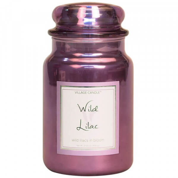 Village Candle Wild Lilac 626g