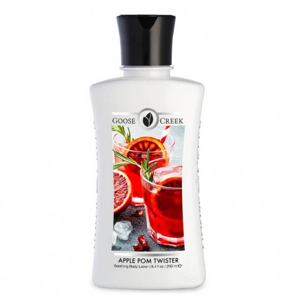 Body Lotion - Apple Pom Twister - 250ml Goose Creek Candle